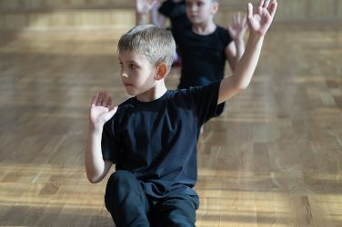 safe dance in the primary classroom