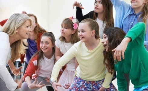 Teaching dance in the Primary classroom