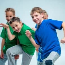 STEM integrated with dance