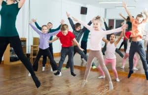 Dance Lessons Using Technology