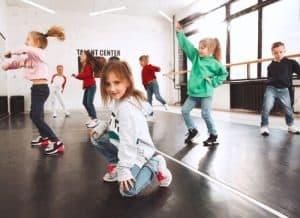 fun dancing for children