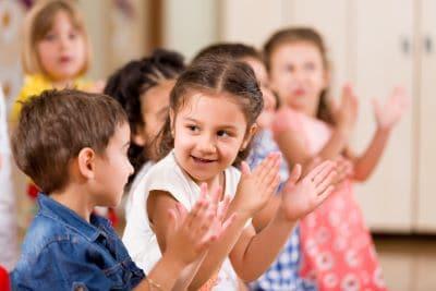 Creative Dance lesson plans for Kindergarten