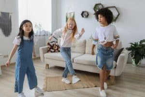 dance activities for primary school