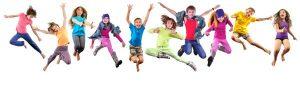 dance and maths activity